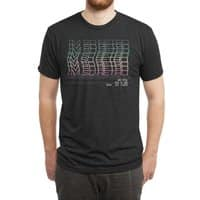 Retro - mens-triblend-tee - small view