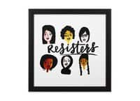 ReSisters - black-square-framed-print - small view