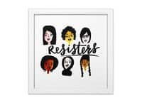 ReSisters - white-square-framed-print - small view