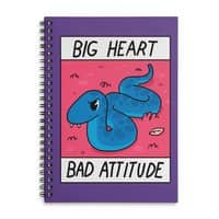 Big Heart/Bad Attitude - small view