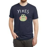 YIKES - mens-triblend-tee - small view