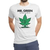 Mr. Green - mens-triblend-tee - small view