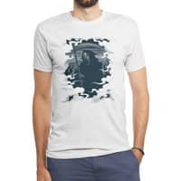 Mort - mens-triblend-tee - small view