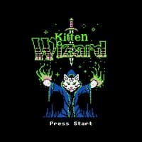 Kitten Wizard - small view
