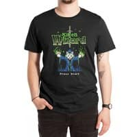 Kitten Wizard - mens-extra-soft-tee - small view