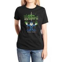 Kitten Wizard - womens-extra-soft-tee - small view