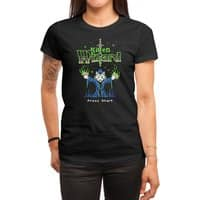 Kitten Wizard - womens-regular-tee - small view