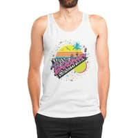 BITCHIN' - mens-jersey-tank - small view