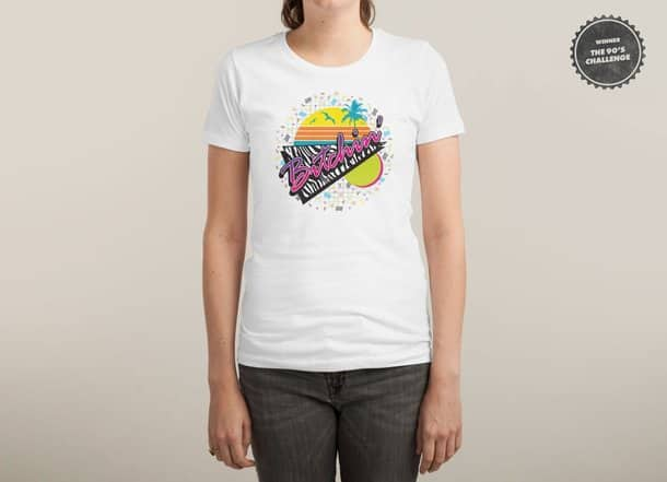 T-shirts and apparel featuring Threadless artist community designs