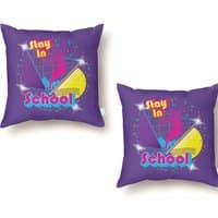 STAY IN SCHOOL... - throw-pillow - small view