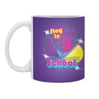STAY IN SCHOOL... - white-mug - small view