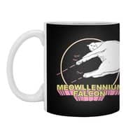 Meowllennium Falcon - small view
