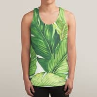 banana jungle - sublimated-tank - small view