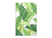 banana jungle - vertical-stretched-canvas - small view