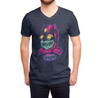 Bat-Fink - vneck - small view
