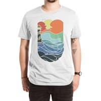 I can see the sea - mens-extra-soft-tee - small view