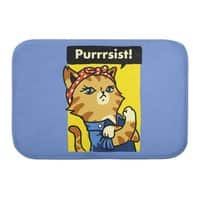 Purrrsist! - bath-mat - small view