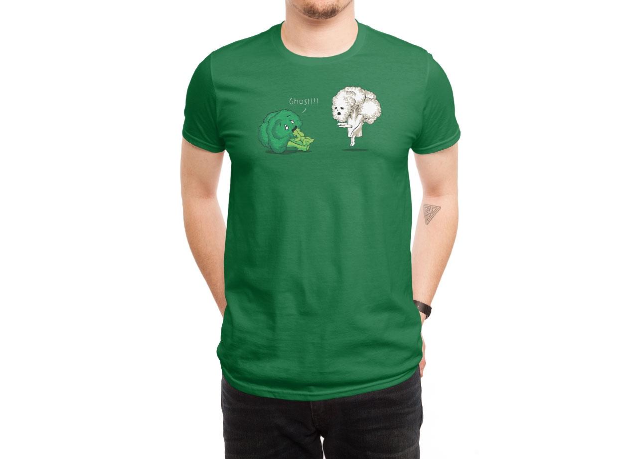 22196a8d6 A Vegan Horror Story by ged works | Men's T-Shirt Threadless