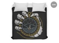 Dead in the Water - duvet-cover - small view
