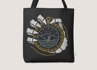 Dead in the Water - tote-bag - small view