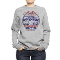 The Extraordinary League of Dimwits - crew-sweatshirt - small view
