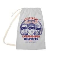 The Extraordinary League of Dimwits - laundry-bag - small view