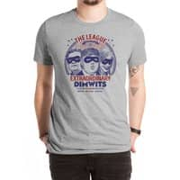 The Extraordinary League of Dimwits - mens-extra-soft-tee - small view