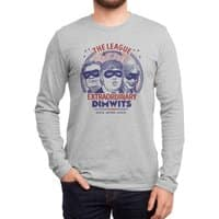 The Extraordinary League of Dimwits - mens-long-sleeve-tee - small view
