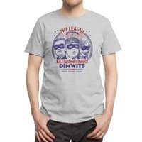 The Extraordinary League of Dimwits - mens-regular-tee - small view