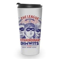 The Extraordinary League of Dimwits - travel-mug - small view