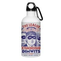 The Extraordinary League of Dimwits - water-bottle - small view