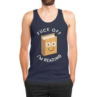 All Booked Up - mens-jersey-tank - small view