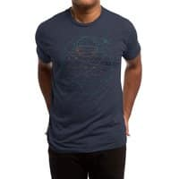 Trappist 1 - mens-triblend-tee - small view