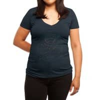 Trappist 1 - womens-deep-v-neck - small view