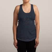 Trappist 1 - womens-racerback-tank - small view