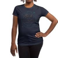 Trappist 1 - womens-regular-tee - small view