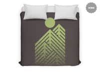 Onward & Upward - duvet-cover - small view