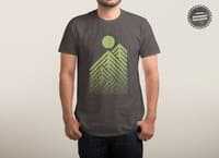 Onward & Upward - mens-triblend-tee - small view