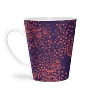 Organelles of an Animal Cell - latte-mug - small view