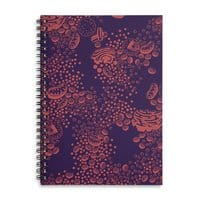 Organelles of an Animal Cell - spiral-notebook - small view