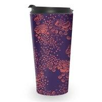 Organelles of an Animal Cell - travel-mug - small view
