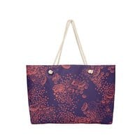 Organelles of an Animal Cell - weekender-tote - small view