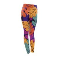 Flora Forever - leggings - small view