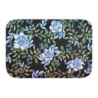 Roses in the jungle - bath-mat - small view