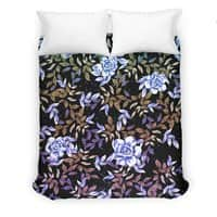 Roses in the jungle - duvet-cover - small view