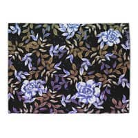 Roses in the jungle - rug-landscape - small view