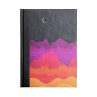 Serene Mountain Scene  - notebook - small view