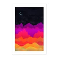 Serene Mountain Scene  - vertical-print - small view
