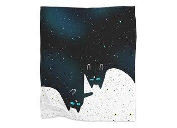 Space Cat Galaxy Legs Wat