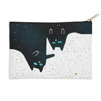 Space Cat Galaxy - zip-pouch - small view